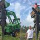 Вес этого аллигатора превышает 360 килограммов, а длина – 4,5 метра!