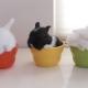 Цветные стаканчики для крольчат