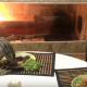Завтрак с вараном и котом стал хитом Интернета