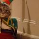 Грустная реклама о новогодних фотосессиях для животных