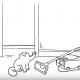 Кот Саймона и пылесос