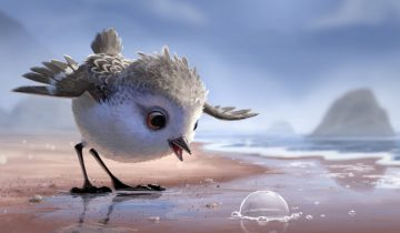 Короткометражный мультфильм от Pixar «Piper»
