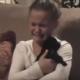 Девочку ждал сюрприз дома