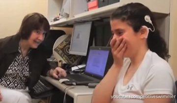 Что чувствует глухой человек, впервые услышав звуки?