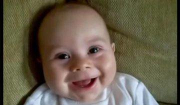 Этот заразительный детский смех нужно услышать! 2,4 миллиона просмотров