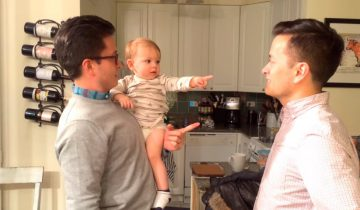 Когда у твоего папы есть близнец: неповторимая реакция ребенка