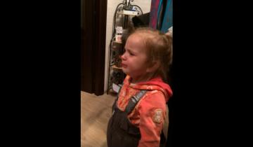 3-летняя малышка сразила своими требованиями: она хочет замуж!