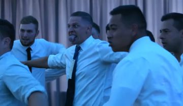 Свадебный танец из Новой Зеландии набрал 2,4 миллиона просмотров