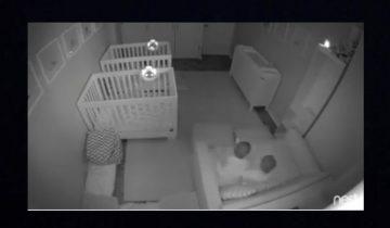 Ночное веселье двух близнецов, снятое на камеру, стало хитом интернета