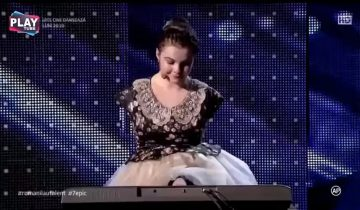 Эта девушка довела жюри до слез