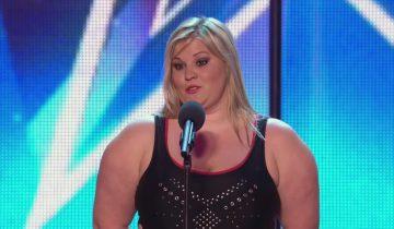 Когда эта девушка вышла на сцену, никто не мог угадать, чем она удивит жюри…