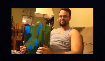 Реакция глухого мужа на новость, что он станет отцом: как трогательно!