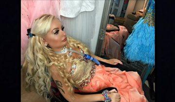 Парализованная девушка тратит тысячи долларов, чтоб быть похожей на Барби