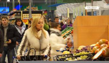 Высокое искусство… в супермаркете? Необычный флешмоб в Минске