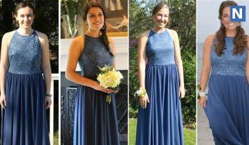 Почему на этих девушках одно и то же платье? Ответ доведет вас до слез
