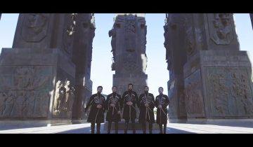 Хит Aerosmith в исполнении грузин: звучит интересно