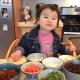 Двухлетняя ведущая кулинарного шоу набирает популярность в интернете