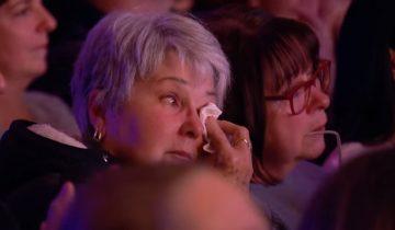 Парень разбил сердца зрителей и членов жюри