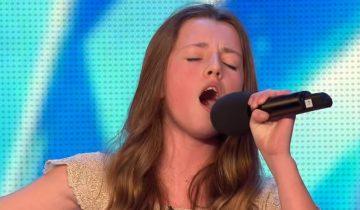 12-летняя девочка потрясающе спела песню Уитни Хьюстон: 29 млн просмотров