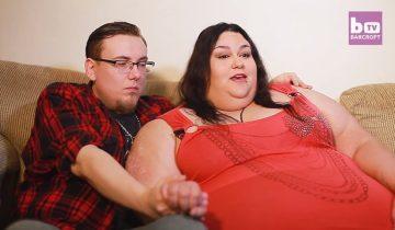 Моника Райли мечтала стать самой толстой женщиной в мире
