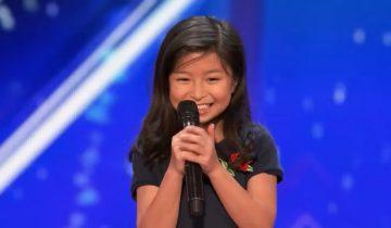 Будущая Селин Дион? 9-летняя малышка сразила жюри America's Got Talent