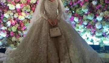Как выглядит свадьба на миллион долларов (11 фотографий)