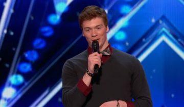 Пародист Дэниэль Фергюсон сразил жюри America's Got Talent