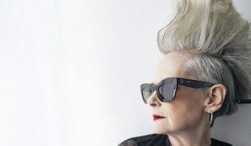 Самая модная бабушка Америки: она не носит косынки (13 фото)