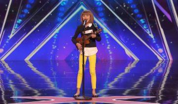 12-летняя девочка с необычным голосом покорила жюри и публику (63 млн просмотров)