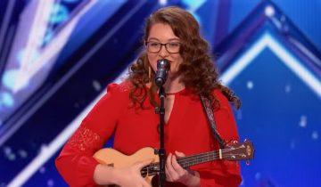 Певица без слуха и с ангельским голосом покорила America's Got Talent 2017