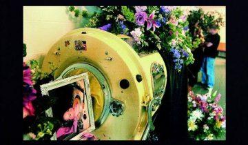 Жизнь в «танке» или 60 лет в аппарате вентиляции легких (7 фото)