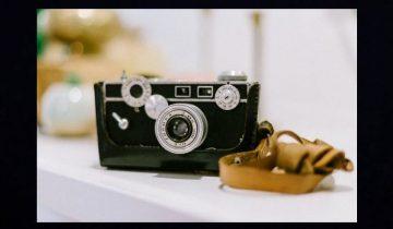 Девушка купила камеру на блошином рынке
