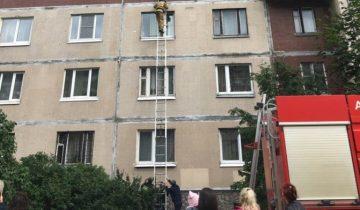 Жители многоэтажки услышали жалобный плач. Его причина шокировала людей