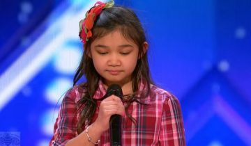 9-летняя девочка заявила, что хочет быть как Уитни Хьюстон (7,7 млн просмотров)
