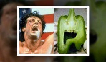 Природа решила подшутить: причудливые формы овощей и фруктов