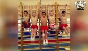 Тренировка детей в Челябинске: вот как готовят спортивную элиту