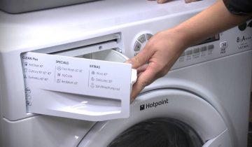 ТОП 12 ошибок при пользовании стиральной машиной