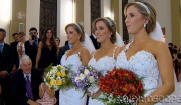 Сестры-тройняшки Бини: родиться и выйти замуж в один день