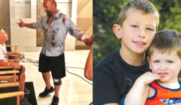 10-летний мальчик спас братишку, вспомнив кадры из любимого фильма