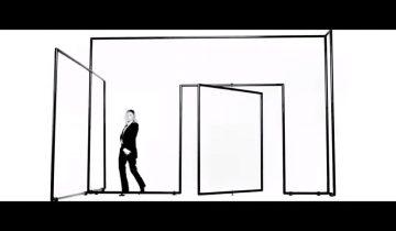Ника Минаж и Ферги представили необычный черно-белый клип