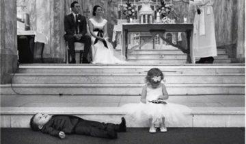 Дети на свадьбе — это невероятно смешно и весело