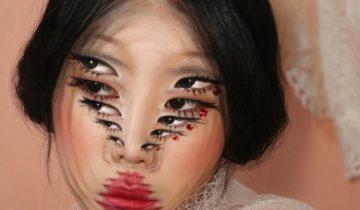 Визажист из Кореи потрясла интернет своими работами
