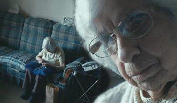 Ролик о жизни одинокой 98-летней старушки взорвал интернет