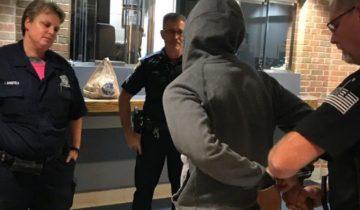 Преступник пообещал сдаться за тысячу репостов на странице полиции в Фейсбуке