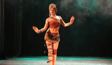 Танец этой девушки собрал больше 7 млн просмотров