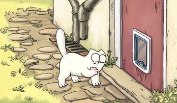 Долгожданный «Кот Саймон» в цвете вышел на экраны