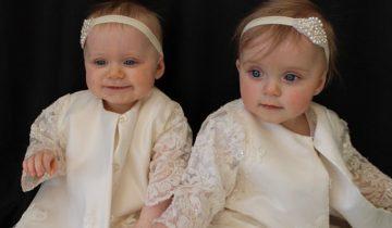 Новорожденная девочка спасла жизнь сестричке