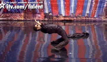 Безработный парень из Румынии сразил Britain's Got Talent танцем