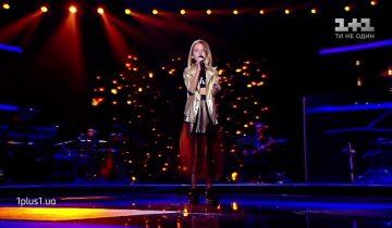 Данэлия Тулешова с песней Rise Up в очередной раз покорила жюри и зал