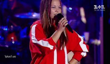 Вероника Коваленко потрясающе исполнила хит «На стиле»
